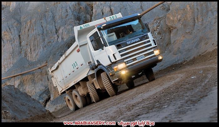 شاحنات-و-سيارات-نقل-ثقيل-بالصور-7