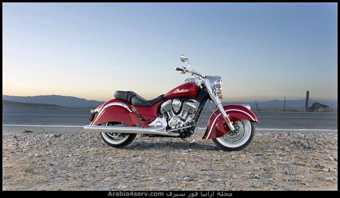 صور-الموتوسيكل-الهندي-Indian-Chief-Classic-1