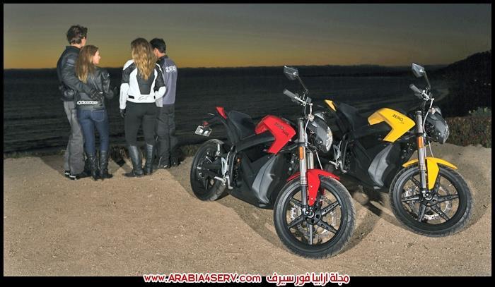 صور دراجات نارية زيرو Zero Motorcycles