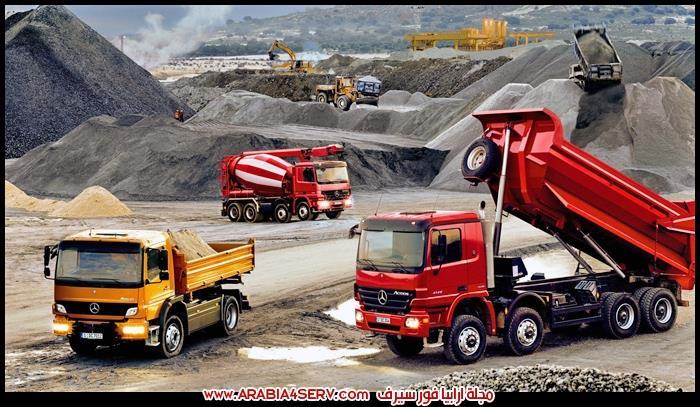 صور سيارات نقل ثقيل جميلة جديدة روعة