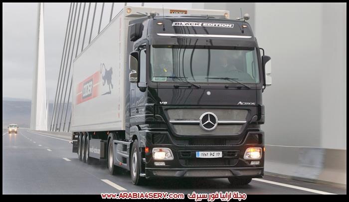 صور-سيارات-نقل-ثقيل-مرسيدس-2