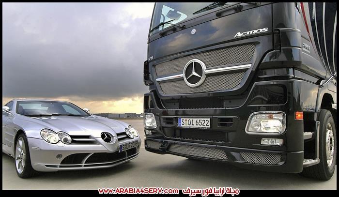 صور-شاحنات-سيارات-نقل-ثقيل-مرسيدس-3