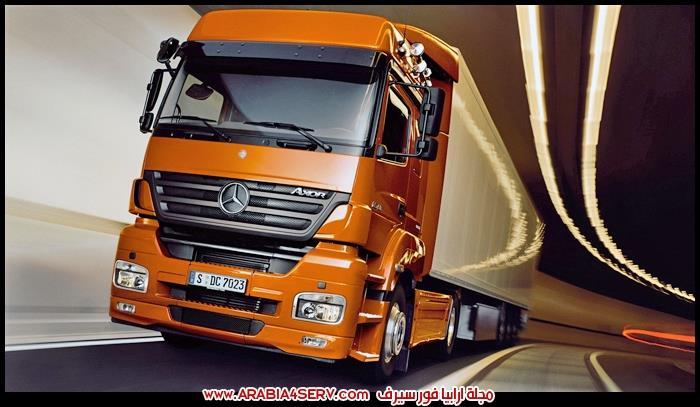 صور-شاحنات-سيارات-نقل-ثقيل-مرسيدس-5