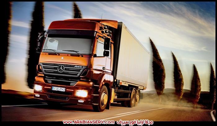 صور-شاحنات-سيارات-نقل-ثقيل-مرسيدس-6
