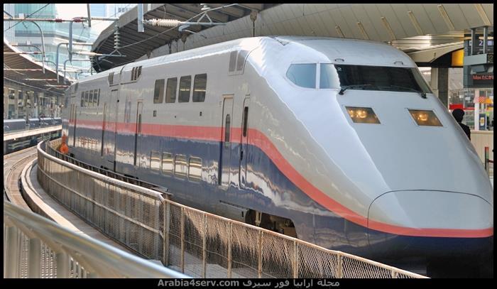 صور-قطار-اليابان-فائق-السرعة-1