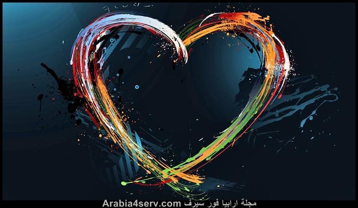 صور قلوب رومانسية و حب جميلة جدا