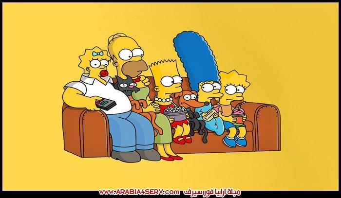 صور-مسلسل-عائلة-سيمبسون-5