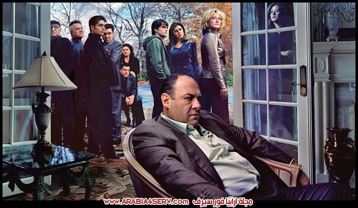 صور-و-بوسترات-مسلسل-سوبرانوز-Sopranos-1