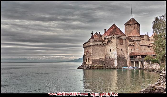 مباني سياحية و تاريخية حول العالم