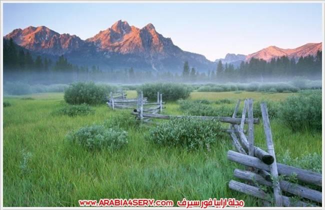 اغرب و اعجب الصور الطبيعية