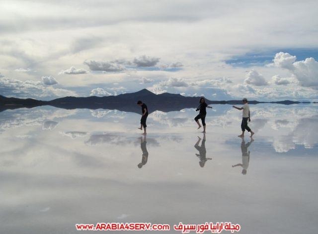 صور-اكبر-مرآة-طبيعية-في-العالم-في-بوليفيا-1
