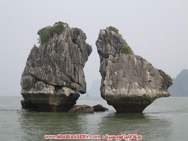 صور-خليج-هالونج-باي-في-فيتنام-صخور-غريبة-جدا-9