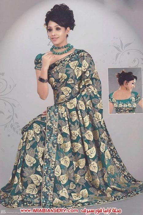 صور-رائعة-للساري-الهندي---الزي-التقليدي-10
