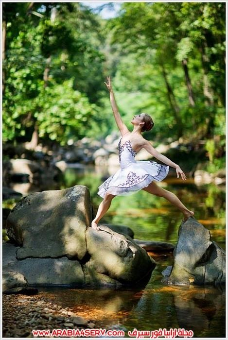 صور-رقص-الباليه-وسط-الطبيعة-1