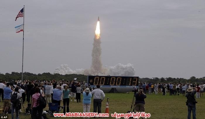 صور-لحظة-اطلاق-صاروخ-فضاء-لوكالة-ناسا-1