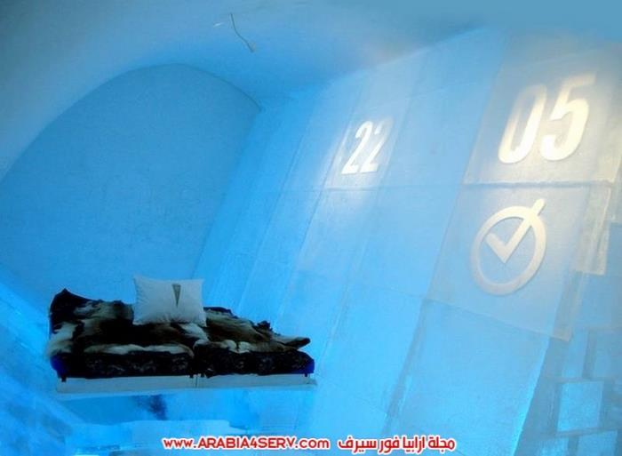 فندق-الثلج-في-السويد-10