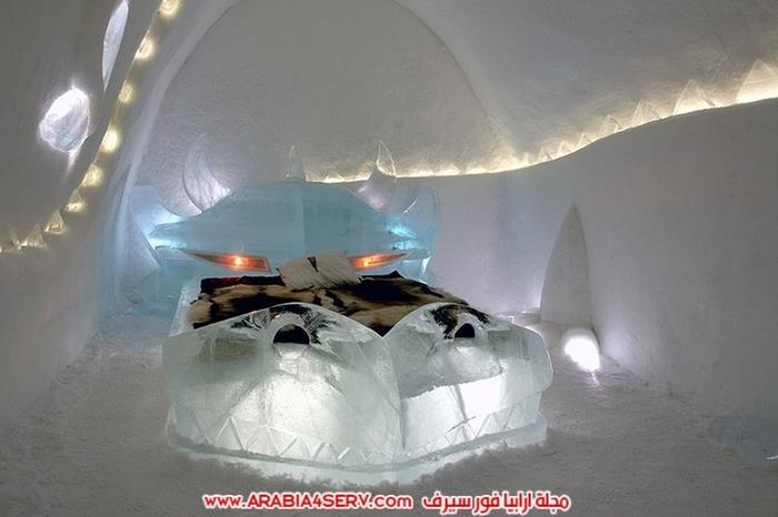 فندق-الثلج-في-السويد-2