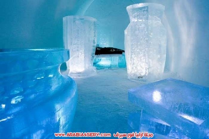 فندق-الثلج-في-السويد-5