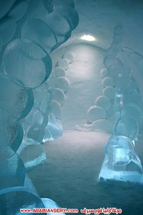 فندق-الثلج-في-السويد-6