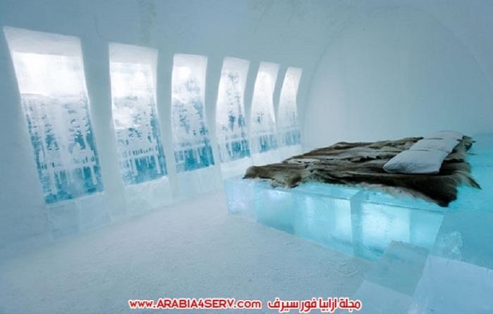 فندق-الثلج-في-السويد-7