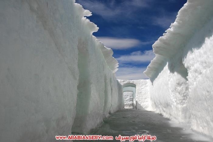 فندق-الثلج-في-السويد-8