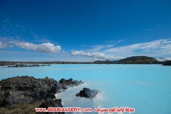 صور-البحيرة-الزرقاء-في-ايسلندا-4