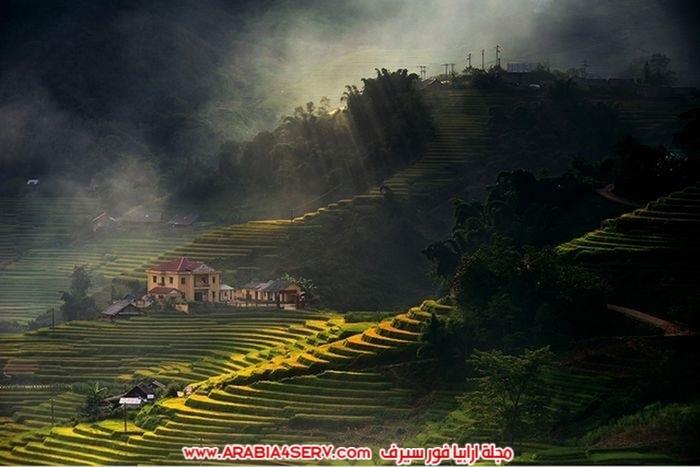 صور توضح جمال الطبيعة الساحر