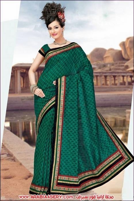 صور-رائعة-للساري-الهندي---الزي-التقليدي-1