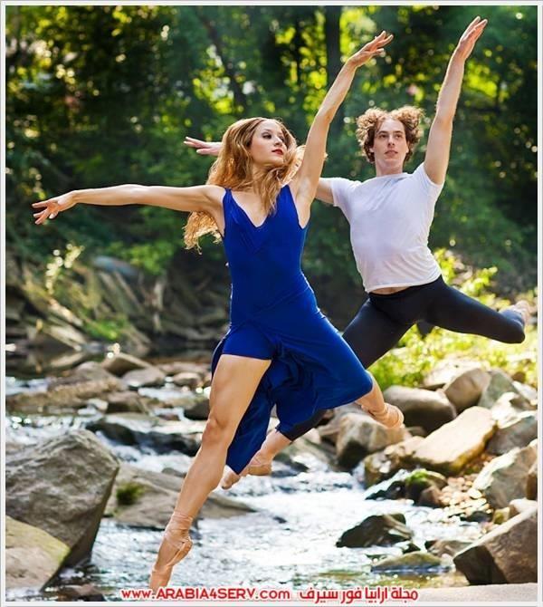 صور-رقص-الباليه-وسط-الطبيعة-3