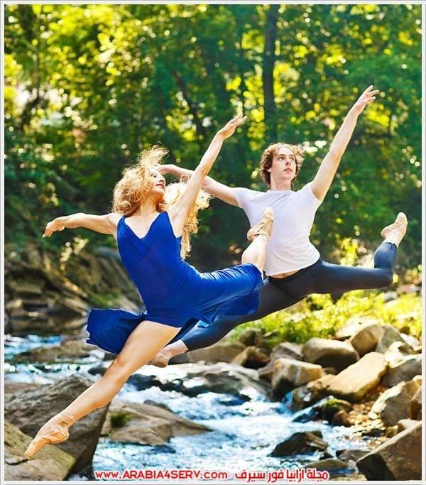 صور-رقص-الباليه-وسط-الطبيعة-9