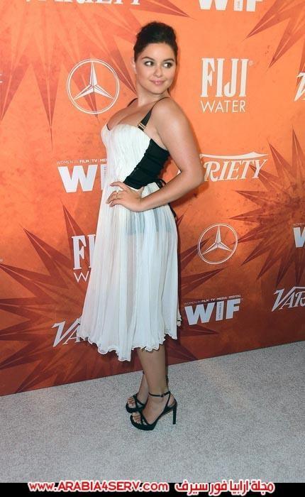 الممثلة الامريكية ارييل وينتر